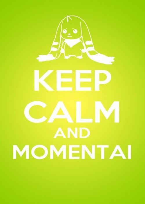 momentai digifriday relax keep calm - 6925648640