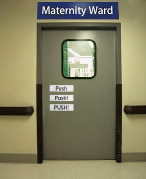 maternity ward giving birth push pregnant - 6925719552