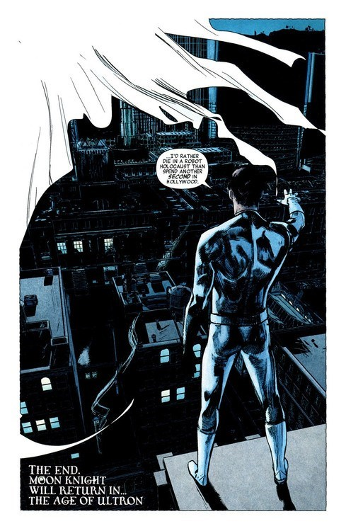 completely agree,moon knight,off the page,hollywood