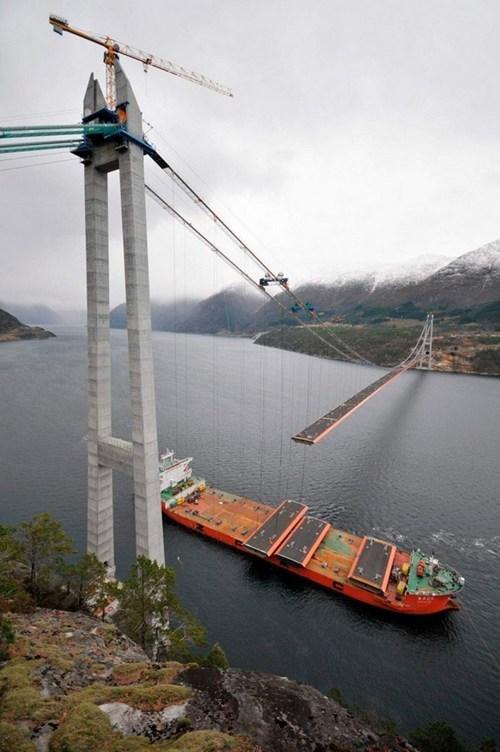 construction building bridge - 6926071552