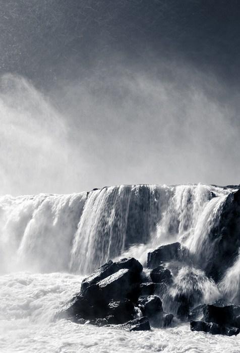 Iceland landscape waterfall - 6926073600