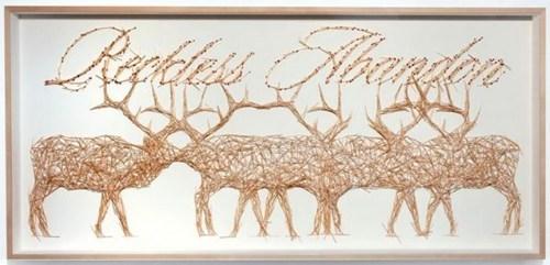 art design matchstick - 6926140160