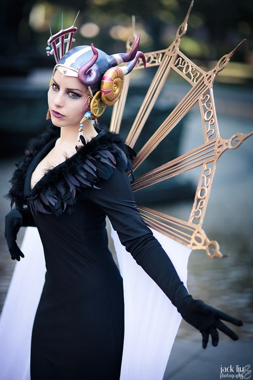 cosplay final fantasy video games - 6926175488