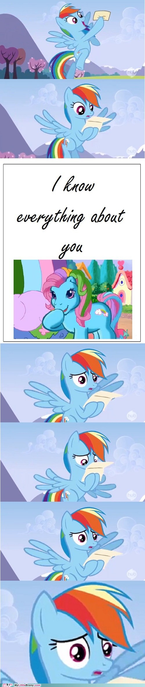 dressing in style Memes worst possible thing rainbow dash - 6927440896