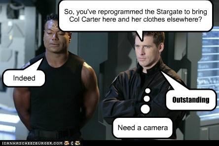 christopher judge michael shanks outstanding tealc reprogram Stargate SG-1 Stargate daniel jackson - 6927507968
