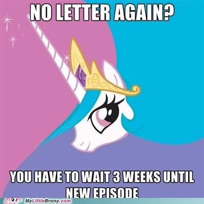 trollestia Memes letter to celestia celestia nooooooooooooo - 6927593728