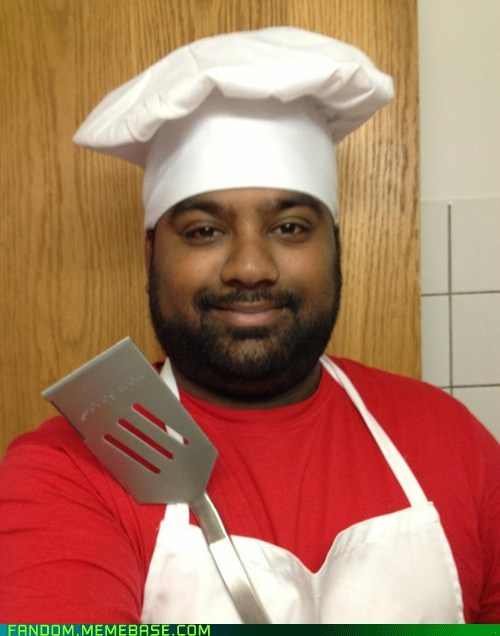 cosplay South Park chef - 6927616256