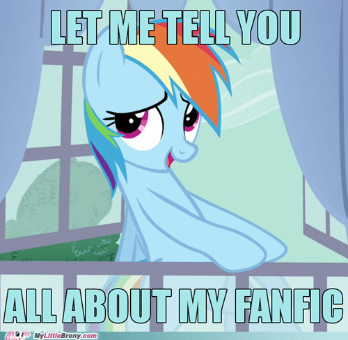 wonderbolts just came to me fanfics - 6927659520