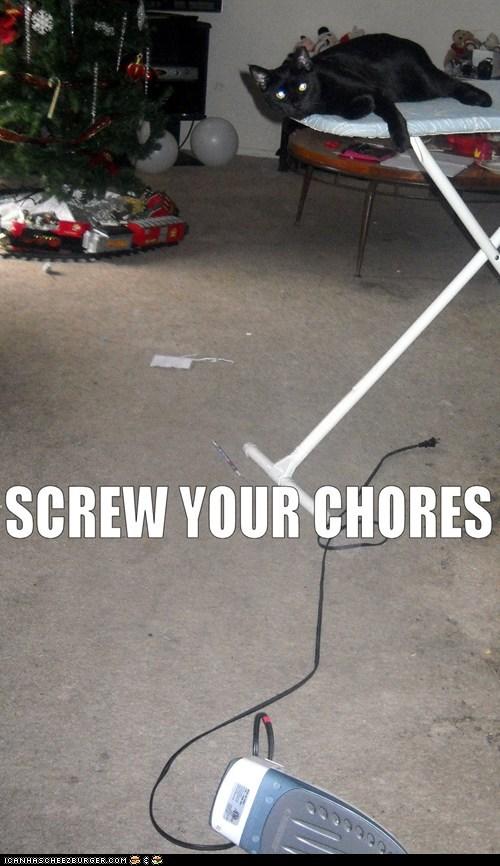 Screw Your Chores