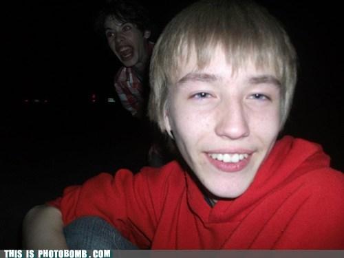photobomb bro funny