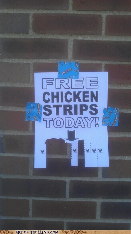 strips food free