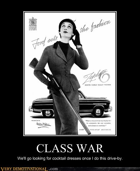 fashion,cocktail dress,class war
