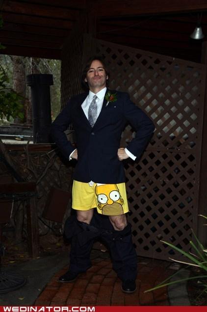boxers homer sipmsons underwear