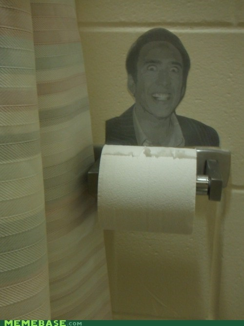 toilet creepy actor nicolas cage - 6931066112