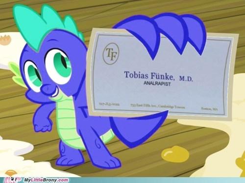 Oh Spike, You Blowhard!