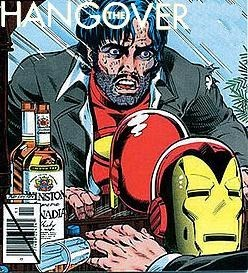 drunk Movie iron man The Hangover - 6933015552