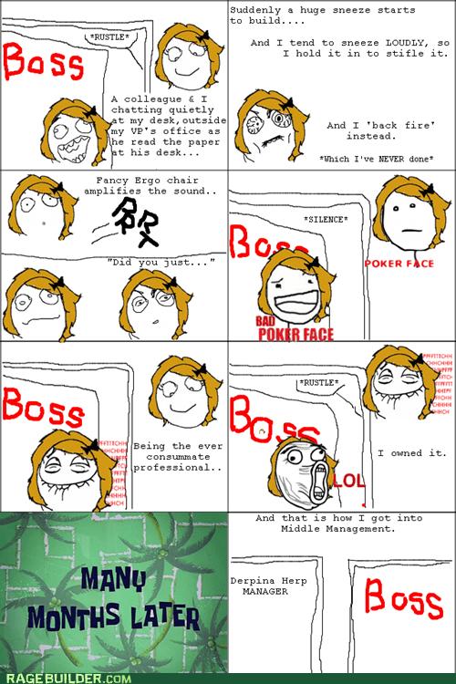 management boss job work ownership fart - 6933301248