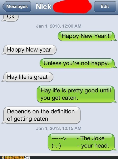 iPhones new years happy new year genius - 6934471680