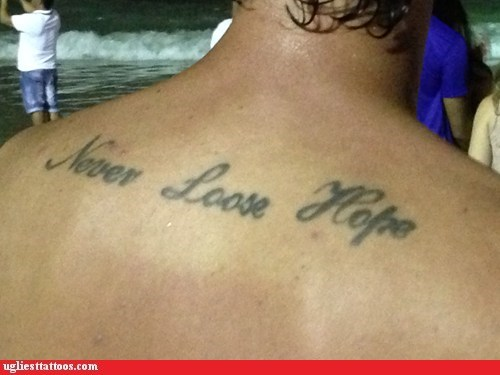 misspelled tattoos back tattoos - 6934929152