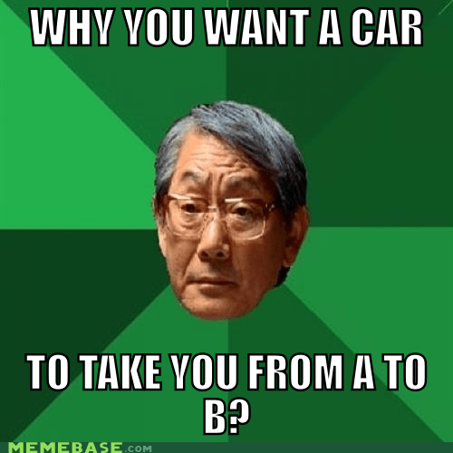 a to b car disappointed asian dad - 6934977536