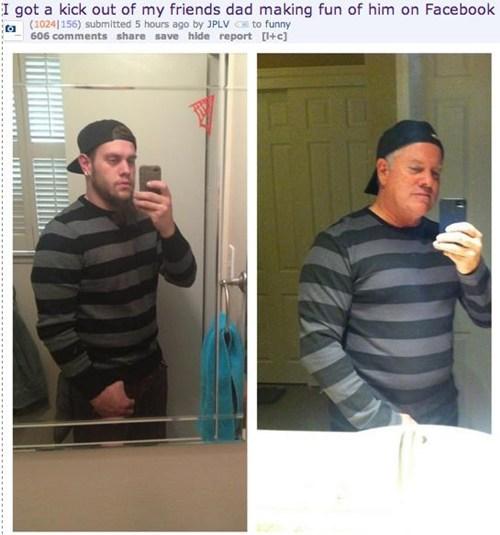 mirror facebook dad we got a badass over here - 6935160576