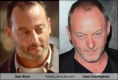 jean reno,actor,TLL,liam cunningham,funny