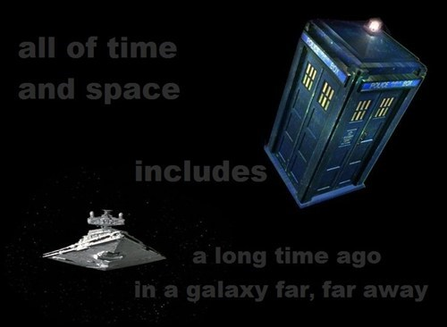 crossover,star wars,doctor who