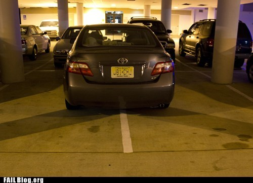 douchebag parkers cars driving parking - 6936238848