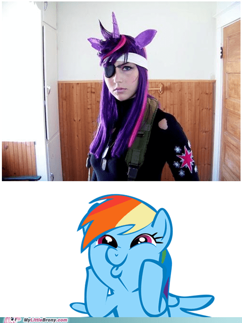 cosplay,twilight sparkle,rainbow dash
