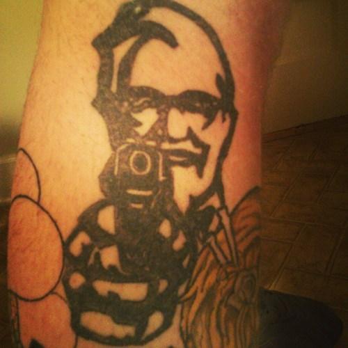 pistol kfc g rated Ugliest Tattoos - 6937881600