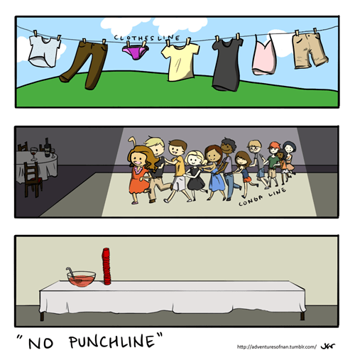 variations on a theme punch literalism line double meaning punchline - 6937929984