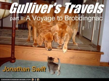 Gulliver's Travels part II: A Voyage to Brobdingnac Jonathan Swift
