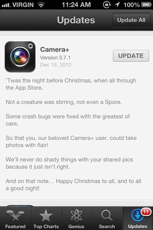 effort,updates,camera,iphone