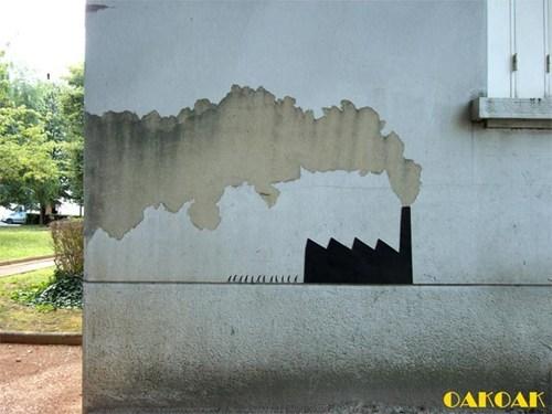 Street Art art graffiti hacked irl decay - 6938254336