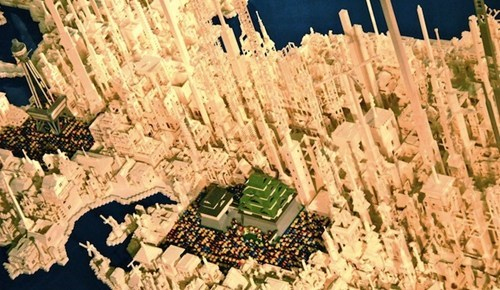 lego map model nerdgasm Japan - 6938261760