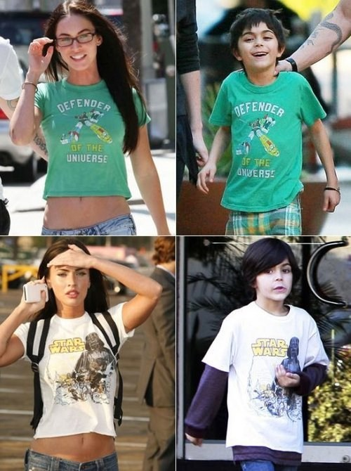 megan fox t shirts step son - 6938335488