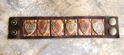 bracelet,cuff,tv show,symbols,dresden files,shields