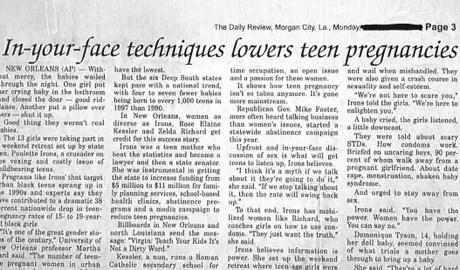 teens pregnancy headlines newspaper - 6938430720