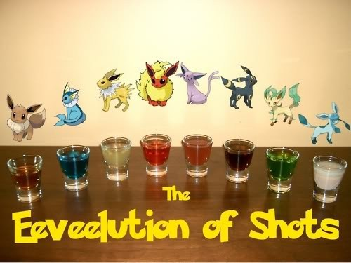 shots,Pokémon,final form