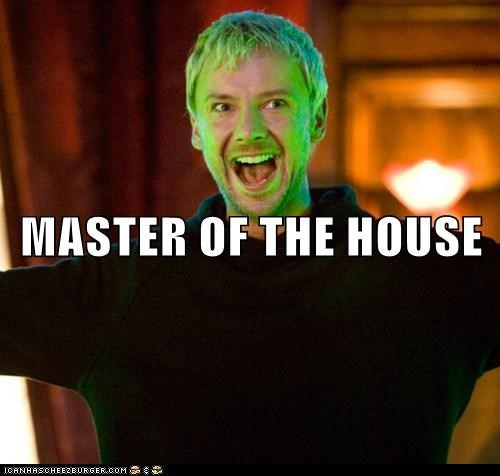 john simm master of the house doctor who the master Les Misérables