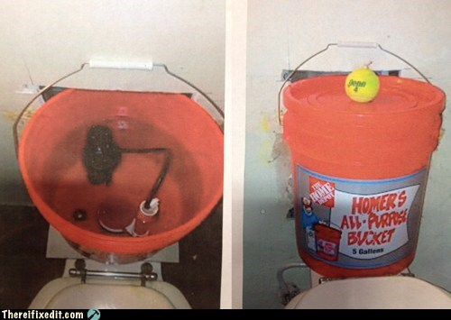 home depot homer toilet toilet