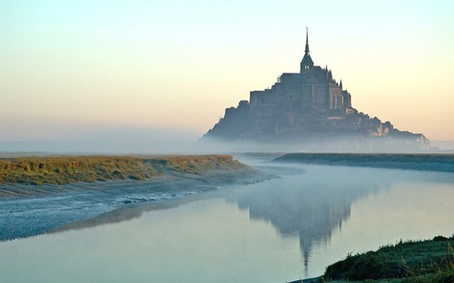 castle cityscape magical france normandy destination WIN! g rated - 6938674688