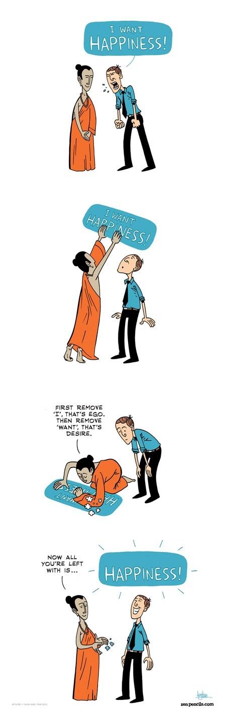 desire zen ego comic happy - 6939238144