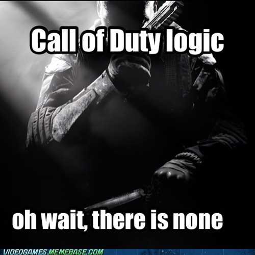 call of duty FPS activision video game logic - 6939404800