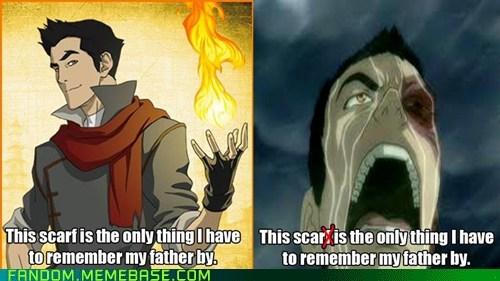 scarf scar Avatar - 6939492608