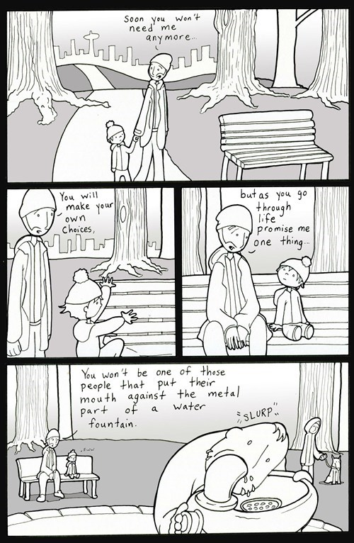 lunar baboon life lessons comic - 6940218880