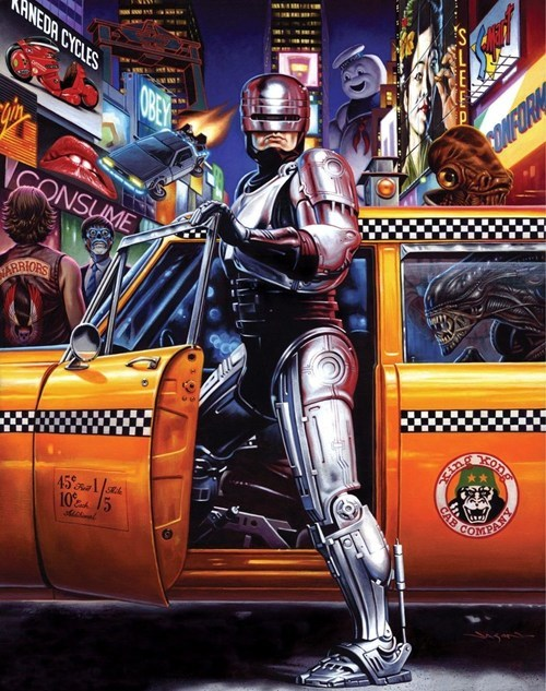 movies the 80s robocop