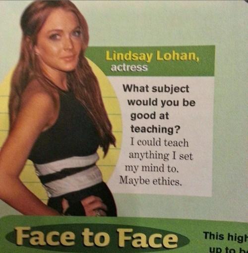 lindsay lohan funny - 6940456704