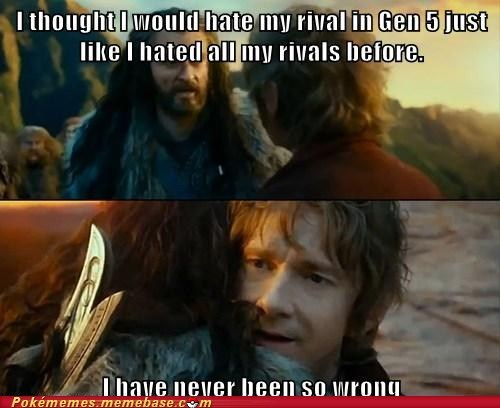 thorin,rivals,N,I have never been so wrong