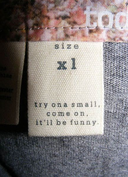 size,xl,tag